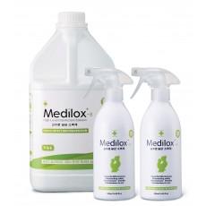 Medilox-B 4L 리필용(1개)+500ml(2개)