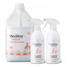 Medilox-P 4L(1개)+500ml(2개)
